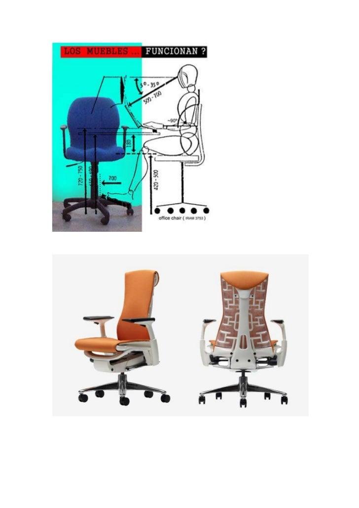En el trabajo, el diseño ergonómico del puesto es fundamental para optimizar la productividad del trabajador garantizar la...
