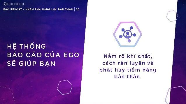 Ego Report Proposal | Ego.dinhmenh.org