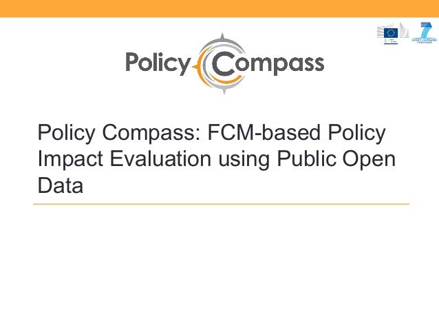 Policy Compass: FCM-based Policy Impact Evaluation using Public Open Data