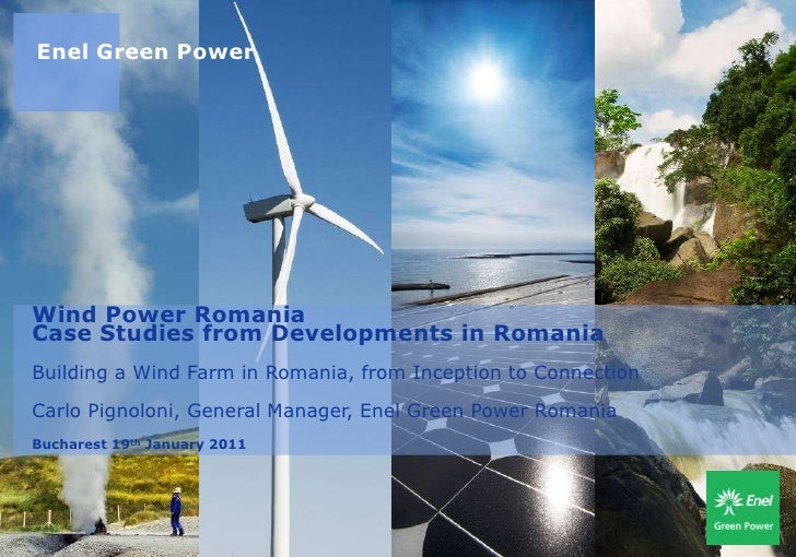 Wind Power Romania
