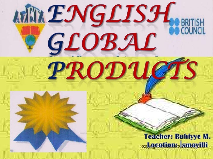 EnglishGlobalProducts