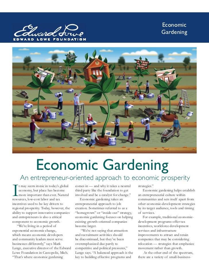 Economic                                                                                                     Gardening    ...