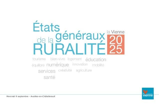 Mercredi 9 septembre - Availles-en-Châtellerault