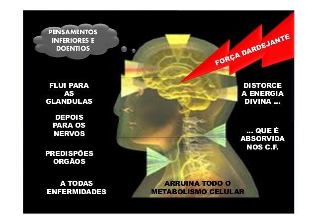 29/03/2012 EVOLUÇÃO ANIMICA II 15 PENSAMENTOS INFERIORES E DOENTIOS DISTORCE A ENERGIA DIVINA ... ... QUE É ABSORVIDA NOS ...