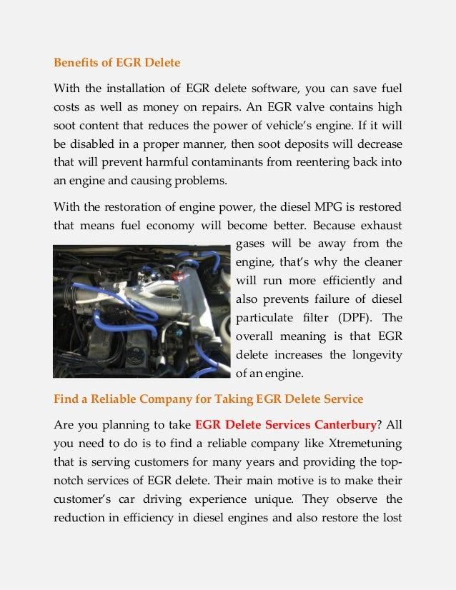 EGR Delete Services Canterbury