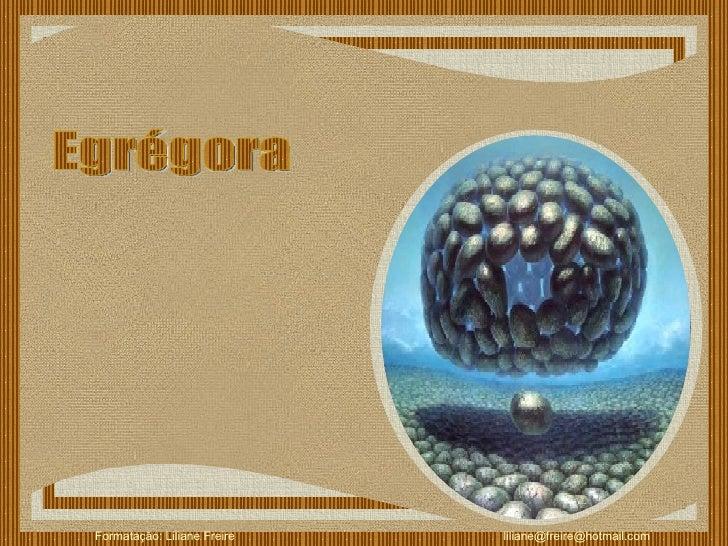 Egrégora