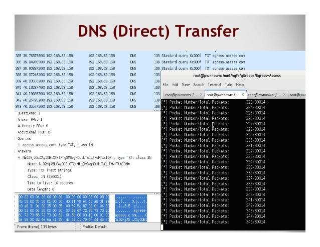 Direct Comms Woes ● Other protocol modules work well, but fail when a proxy is required ● Other tools have shown that DN...