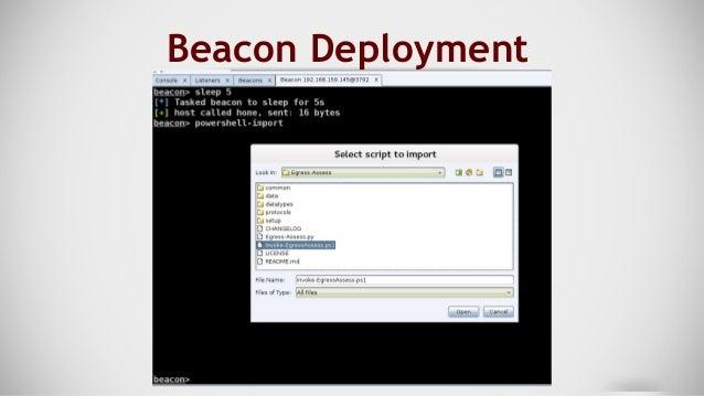 Beacon HTTP SSN Transfer