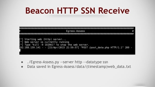 HTTP Snort Capture