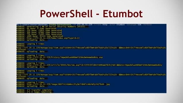 Etumbot - Snort