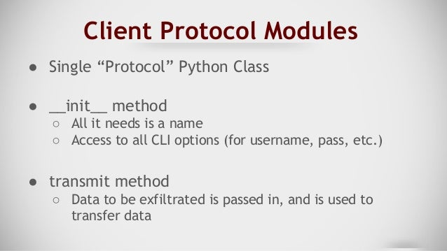 """Datatype Module ● Single """"Datatype"""" Python class ● __init__ method ○ Give your module a name, description, and """"type"""" of d..."""
