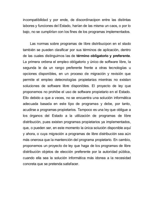 incompatibilidad y por ende, de discordinacipon entre las distintaslabores y funciones del Estado, harían de las misma un ...