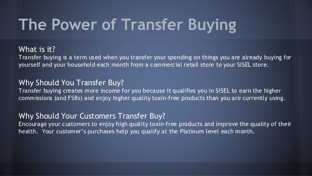 Purchase 8 The Power Of Transfer