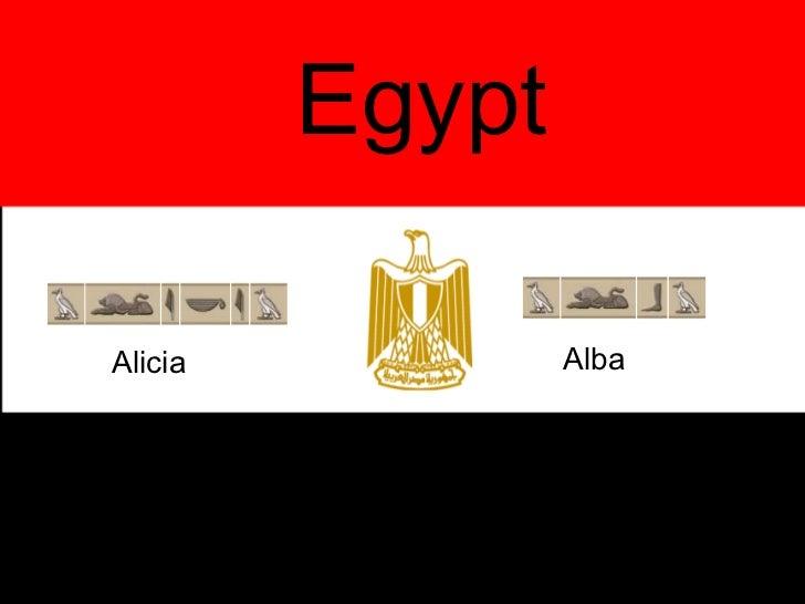 Egypt Alicia Alba