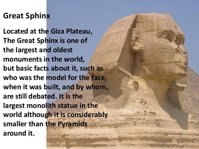 Egypt Background & Literature