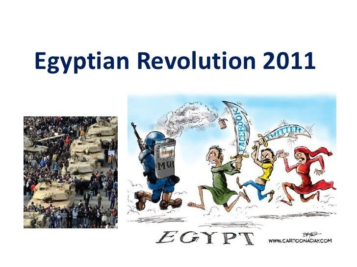 Egyptian Revolution 2011<br />