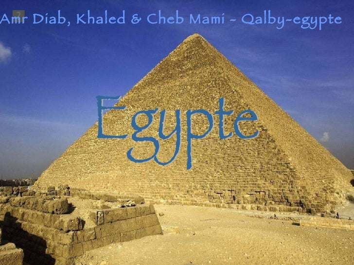 Egypte Amr Diab, Khaled & Cheb Mami - Qalby-egypte