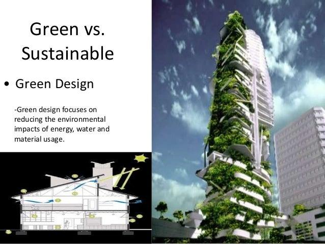 Architecture Presentation Slide Design