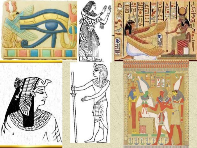 Drawing Sketch Egyptian Art