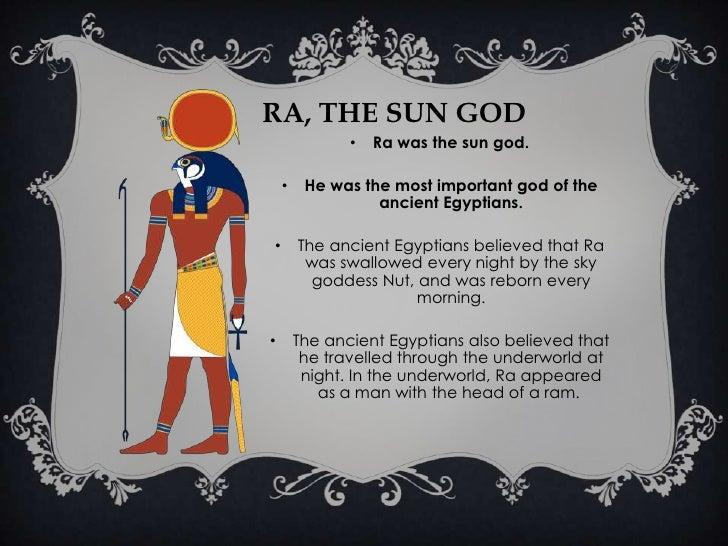 Egyptian gods ra the sun godbr ullira was the sun god publicscrutiny Image collections