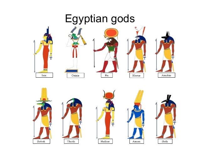 ancient egypt gods and goddesses - Khafre