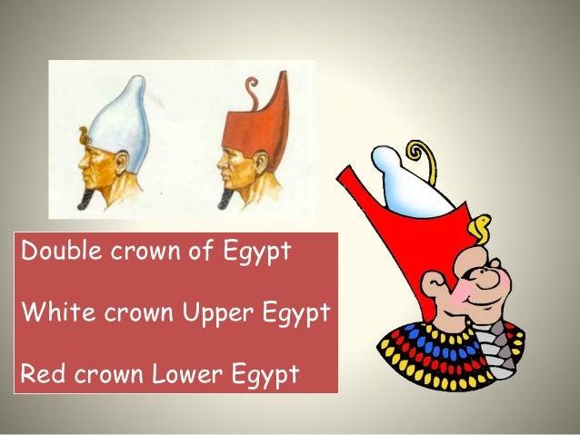 Menes Pharaoh Crown