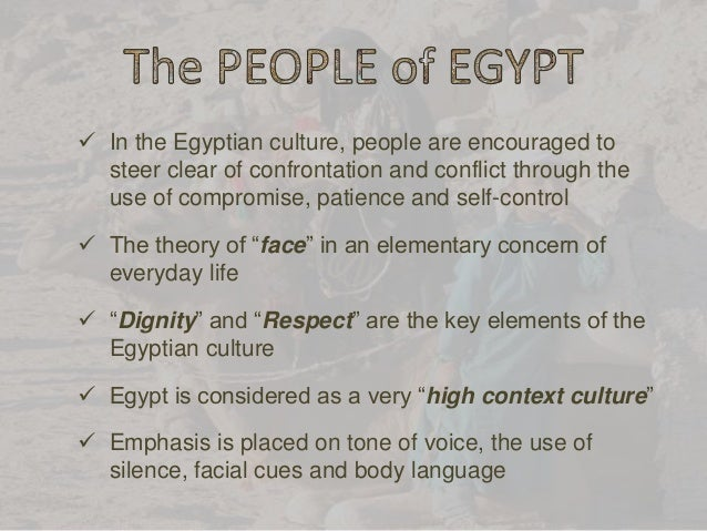 Egyptian culture powerpoint.