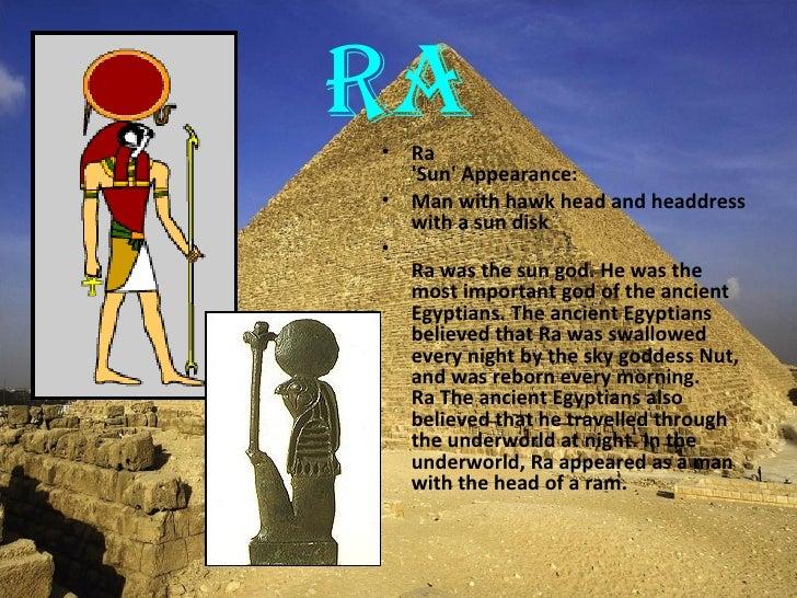 Egyptians Gods[ Katherine Rizcala Alejandra N Avarro) 2003 2007