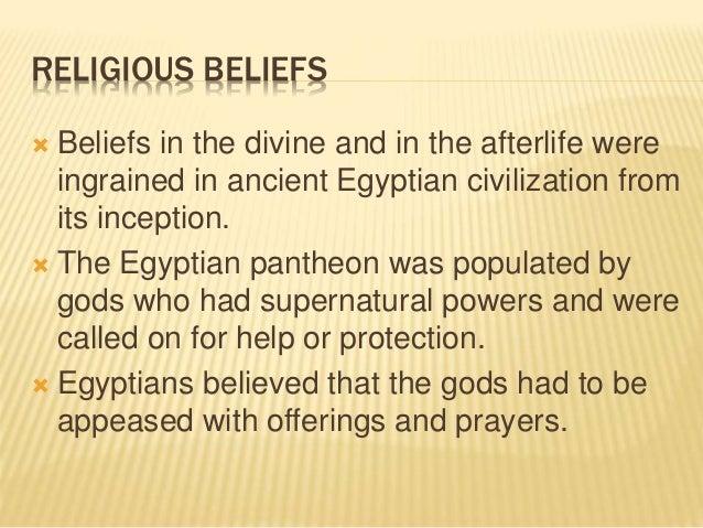 Egyption civilisation