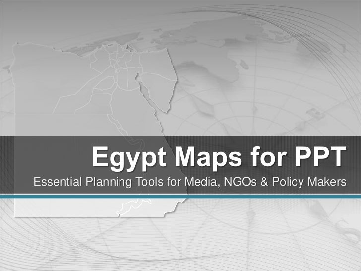 Essential Planning Tools for Media, NGOs & Policy Makers