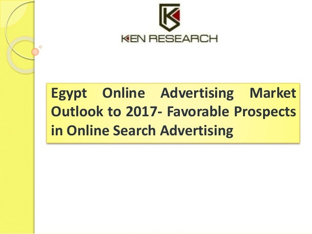 Egypt Online Advertising Market Outlook to 2017- Favorable Prospects in Online Search Advertising