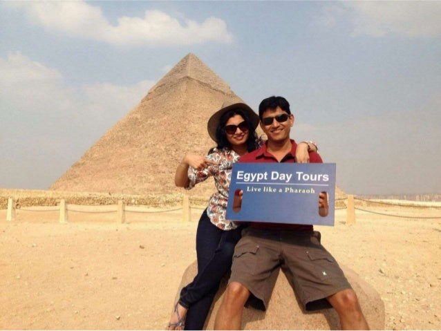 Egypt tour packages from india