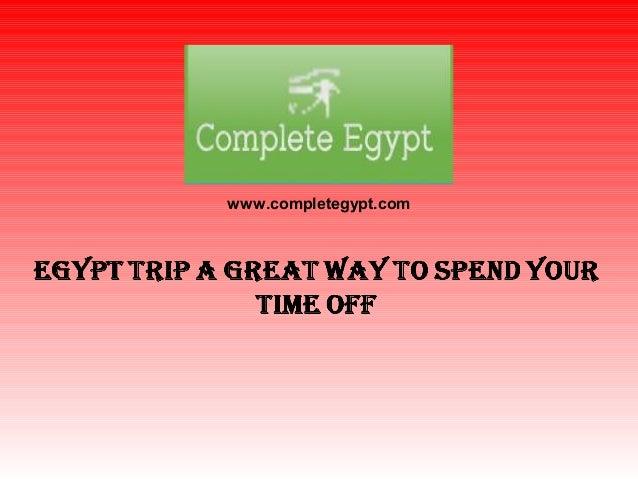 www.completegypt.com