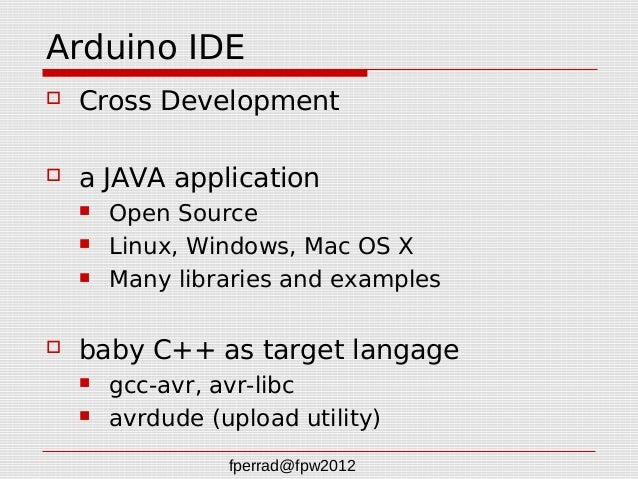 Tdd in deeply embedded system arduino with tap