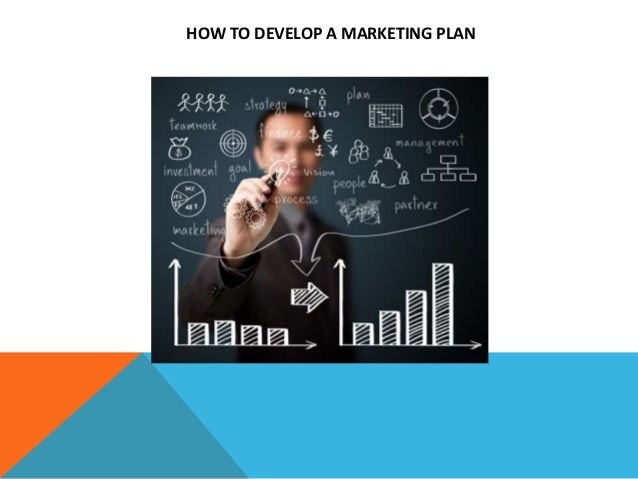 1 4 develop a marketing plan for