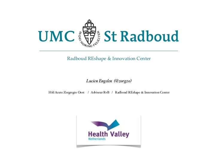E-health & business Health Valley