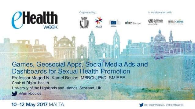 Sexual health scotland advertising