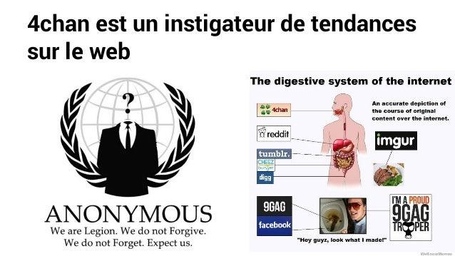 4chan est un instigateur de tendances sur le web