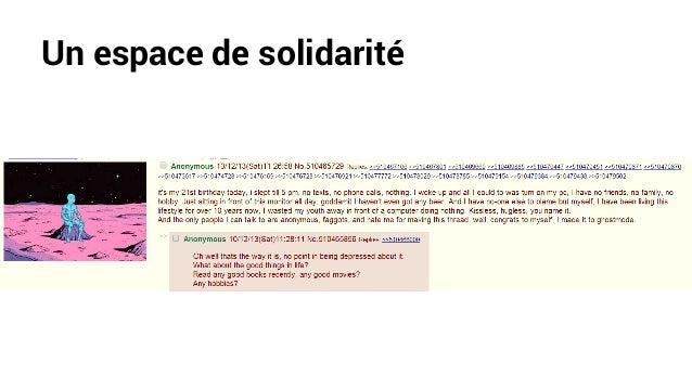Un espace de solidarité