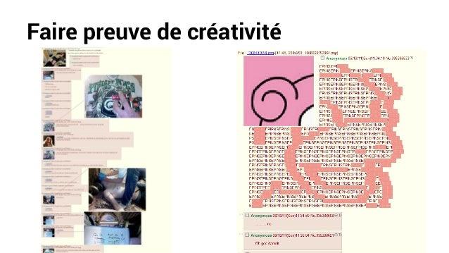 Faire preuve de créativité
