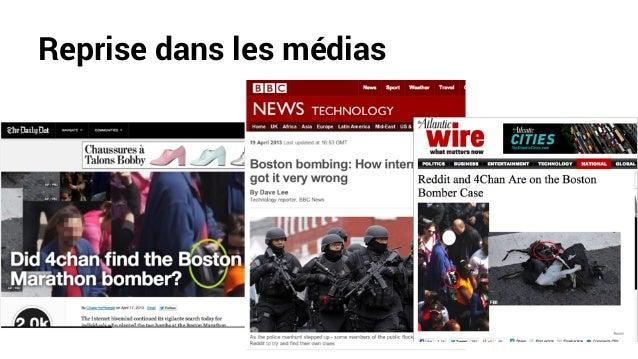 Reprise dans les médias