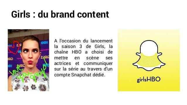 Girls : du brand content A l'occasion du lancement la saison 3 de Girls, la chaîne HBO a choisi de mettre en scène ses act...