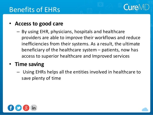 Ehr Amp Healthcare Automation Are Patients Better Off
