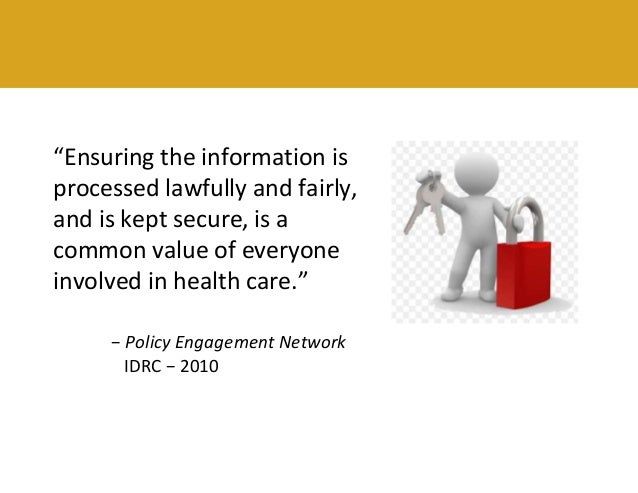 electronic medical records privacy confidentiality liability With today's technological advances in computerized communications, personal health information and medical records are made available to a large number of health care providers, insurance companies and other third party payors through legitimate channels.