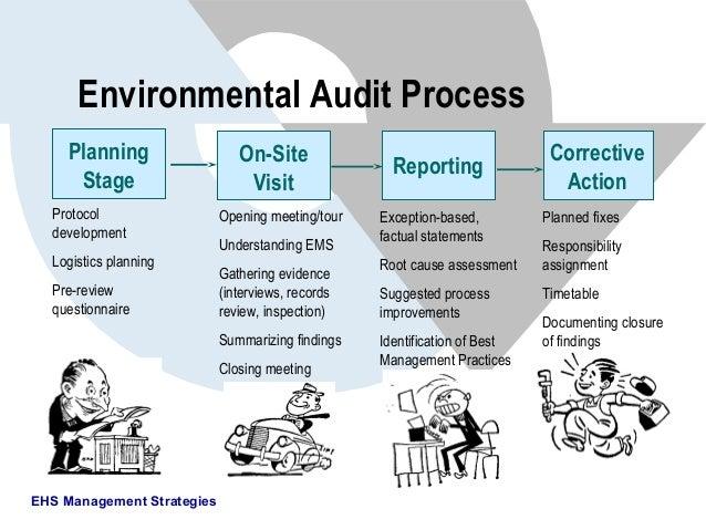 ehs audit overview