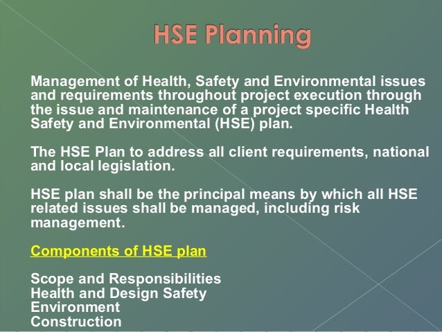 safety and health management issues in A committee is required to consist of both worker and management  representatives  health and safety are important issues in all workplaces and  as such,.