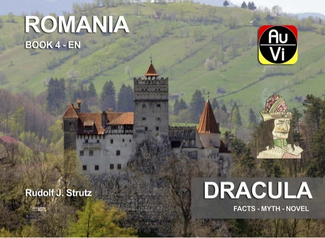 """Dracula is the Romanian expression for """"the son of the dragon"""" or """"devil"""". Surrounding the fictional character there were m..."""