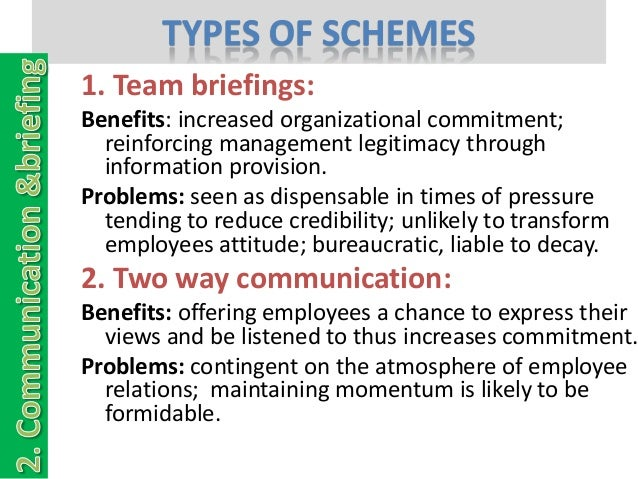 employee involvement and commitment Employee involvement the more available this is another area where organizations have the opportunity to increase their commitment to and their employee's involvement in corporate citizenship.