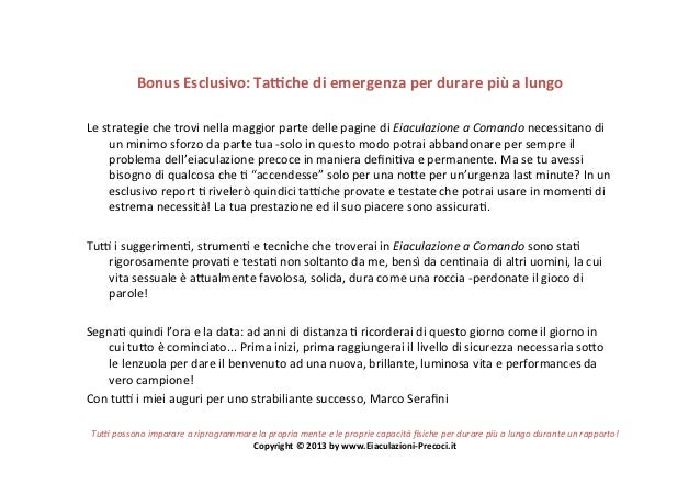 Bonus Esclusivo: Ta]che di emergenza per durare più a lungo  Le strategie che trovi nella ...