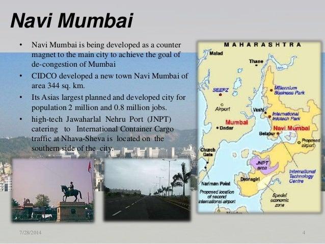 Eia of Navi Mumbai International Airport (NMIA)